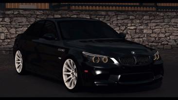 "Euro Truck Simulator 2 ""BMW M5 E60 (1.40.x)"""