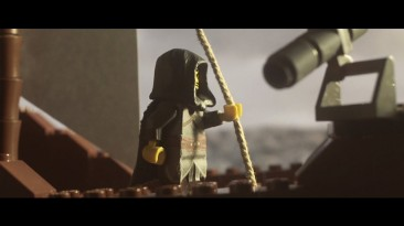 Вот как может выглядеть игра LEGO Assassin's Creed