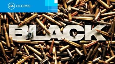 Black вышел в EA Access