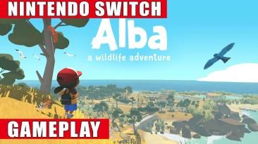 Запись игрового процесса Switch-версии Alba: A Wildlife Adventure