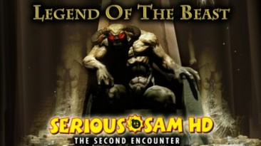Полное видео-прохождение Serious Sam HD: Legend of the Beast