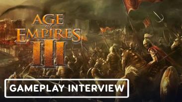 Интервью с разработчиками и геймплей Age of Empires 3: Definitive Edition