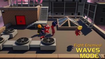 Gang Beasts официально выйдет на PS4