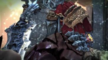 "Darksiders Warmastered Edition ""Вышла на консолях"""