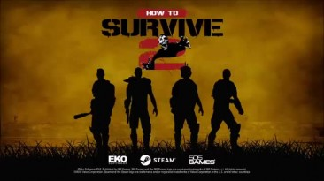 How to Survive 2 - Хэлоувинское Обновление