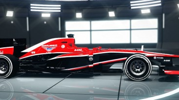 "F1 2012 ""Marussia MR02 2xHD"""