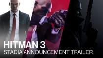 Вся трилогия игр HITMAN выйдет в Google Stadia