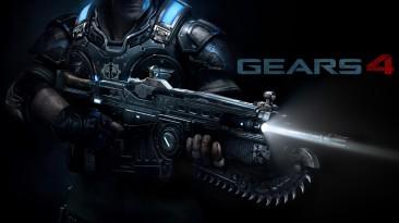 """Gears of War 4 """"Обои для рабочего стола"""""""
