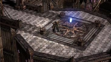 Несколько скриншотов из ранее отмененной версии Diablo 3