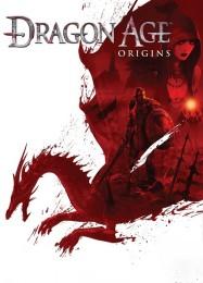 Обложка игры Dragon Age: Origins