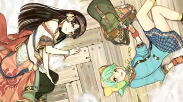 Новые снимки экрана из Atelier Shallie Plus: Alchemists of the Dusk Sea