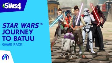 Набор The Sims 4 Star Wars, представленный на открытии Gamescom в прямом эфире