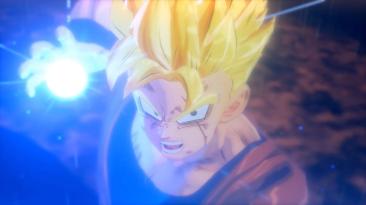 Дата выхода и новый геймплейный трейлер третьего DLC для Dragon Ball Z Kakarot