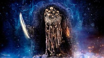 Фигурка Повелителя Могил из Dark Souls