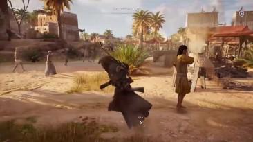 Лучше поздно, чем никогда | Мнение о Assassin's Creed: Origins