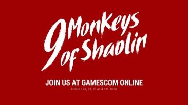 Без стиля пьяного мастера - геймплейный трейлер 9 Monkeys of Shaolin