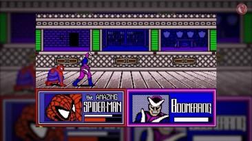 Все игры про Человека-паука