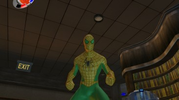 "Spider-Man 3: The Game ""New Arachno Man"""
