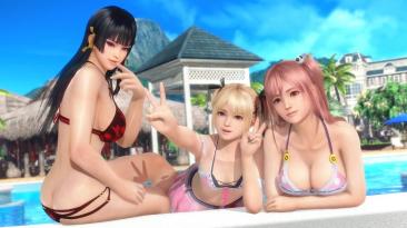 Koei Tecmo разбирается с продажей незаконных видео, сделанных с использованием модов Dead or Alive Xtreme