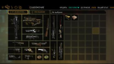 "Deus Ex: Human Revolution - Director's Cut ""Inventory Mod"""