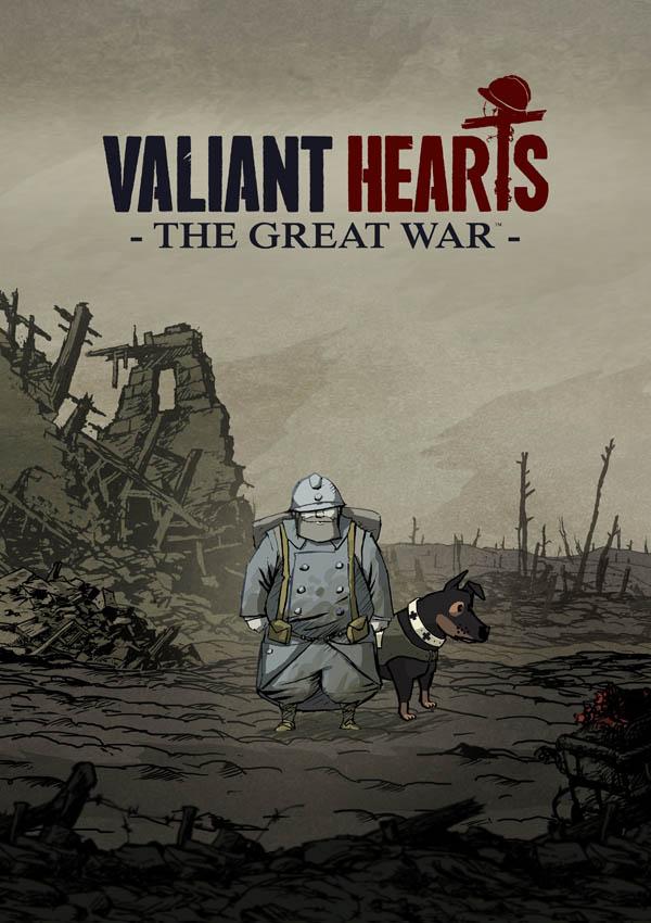 скачать игру valiant hearts the great war скачать