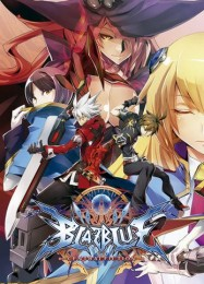 Обложка игры BlazBlue Centralfiction