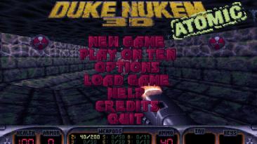 """Duke Nukem 3D """"PDukeFree 4 v1.1"""""""