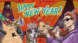 Разработчики Postal 4 поздравляют с наступающим Новым годом