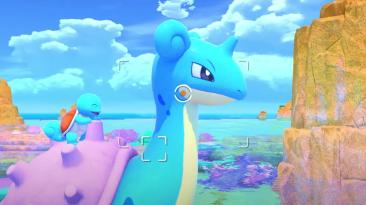 Раскрыт размер загрузки New Pokemon Snap, в игре будут доступны онлайн-функции