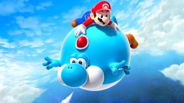 Super Mario Galaxy получил вторую жизнь на Nvidia Shield