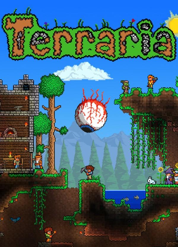Драйвера Для Terraria 1.3