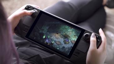 Игроки смогут продлить время автономной работы Steam Deck