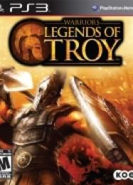 Обложка игры Warriors: Legends of Troy