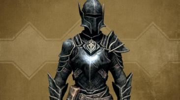 """Skyrim """"Alternative Armors - Ebony Plate"""""""