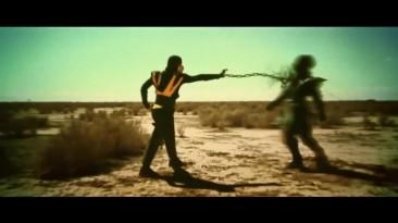 Mortal Kombat 9 - Scorpion VS Noob Saibot