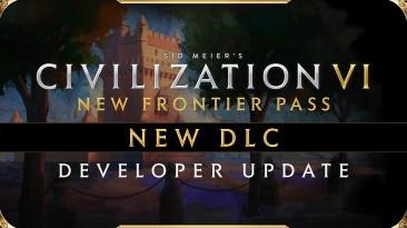 В новом DLC для Sid Meier's Civilization 6 появятся Португалия и зомби