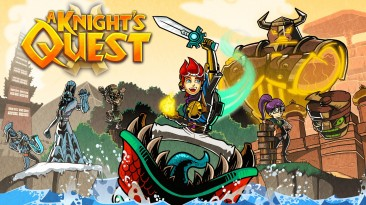 Состоялся релиз A Knight's Quest