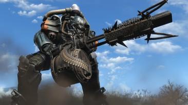 "Fallout 4 &""Переработанная Силовая Броня Power Armors"""