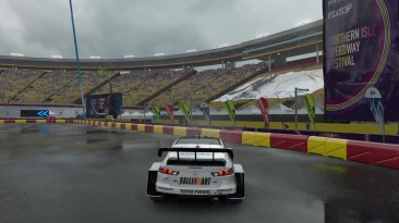 Gran Turismo SPORT: Демонстрация дождливой погоды (Без HUD) - PS4 Pro Gameplay
