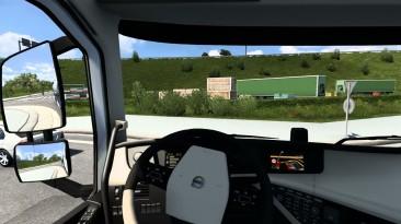 "Euro Truck Simulator 2 ""Новый звук Volvo FH 2012 Open Pipe v1.0 (1.41.x)"""