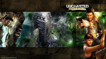 Uncharted: Drake's Fortune прекрасно работает на эмуляторе PS3