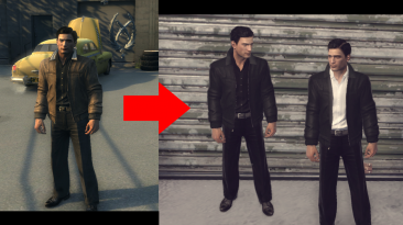 "Mafia 2 ""Кожаная куртка Вито"""