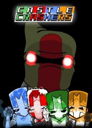 Обложка игры Castle Crashers