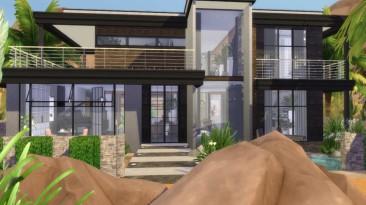 "The Sims 4 ""Дом Alessa"""