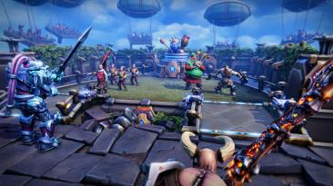 В Steam стало временно бесплатным DLC для игры Minion Masters