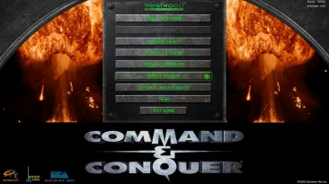 "Command & Conquer Remastered Collection ""Новые шейдеры"""