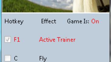 Goat Simulator 2014: Трейнер/Trainer (+1: Летающий Козёл / Flying Goat) [1.0.10897.0] {MrAntiFun}