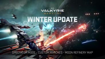 EVE: Valkyrie - Warzone - премьера зимнего обновления
