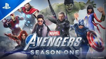 Некстген-патч для Marvel's Avengers выйдет 18 марта