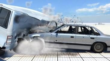 BeamNG: Drive - революция в физике мягких тел.